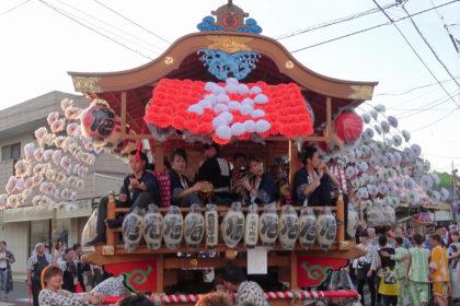 江戸崎祇園祭2019